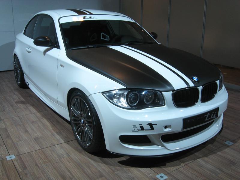 BMW 2002 Turbo racecar