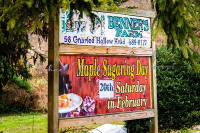 Benner's Farm Maple Festival