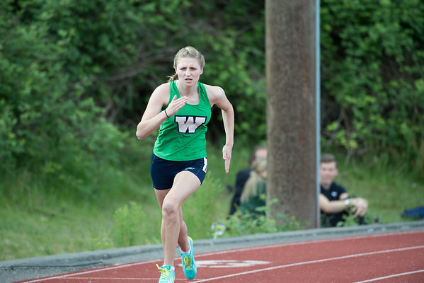 Woodinville May 5 - Womens Track