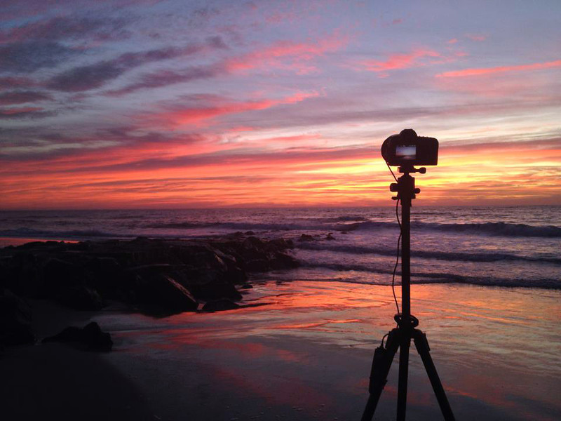iPhone shot at Stone Harbor Point