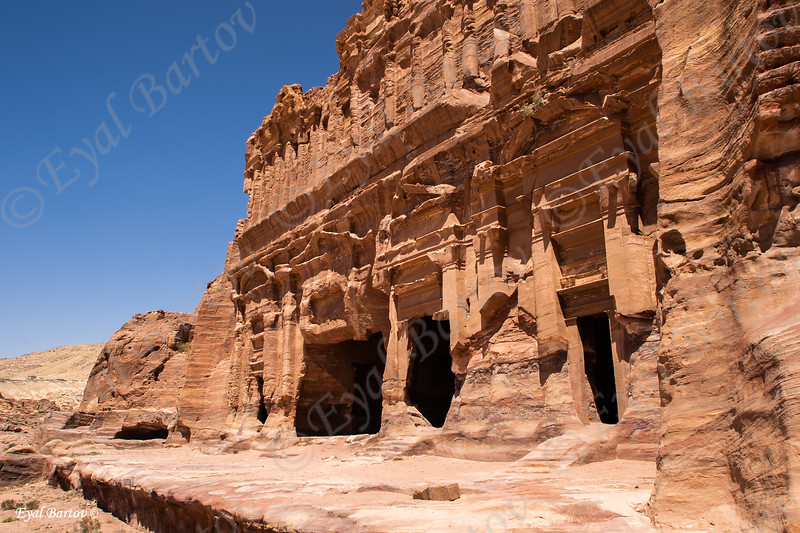 Petra - פטרה ממלכת ירדן