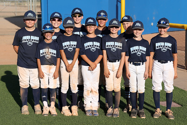 2020-21 Mound Magic U10 Baseball