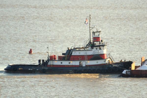 Captain D 1/17/13 09:17 hd hrs Newburgh NY