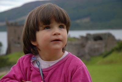 Oliver in Schottland