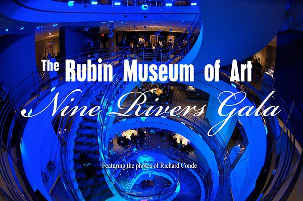 RUBIN MUSEUM OF ART  EVENTS