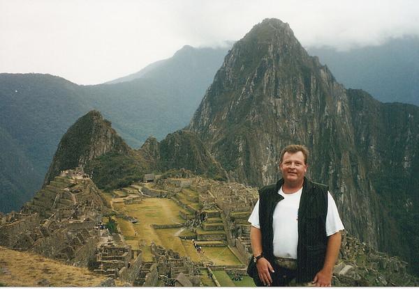 Peru & Bolivia, September 1999