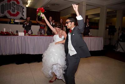 Sara & Joshua Reception Events