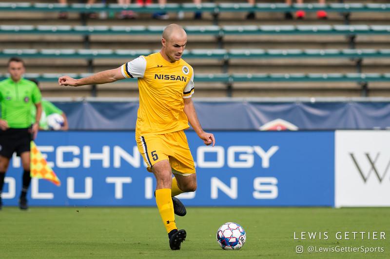 Nashville SC defender Liam Doyle (5)