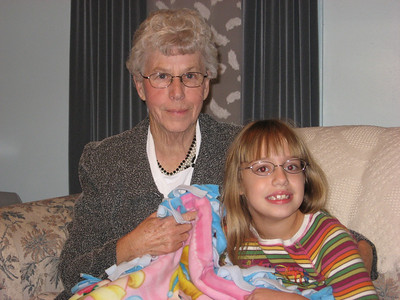 2007 October - Numie & Katie's Birthdays