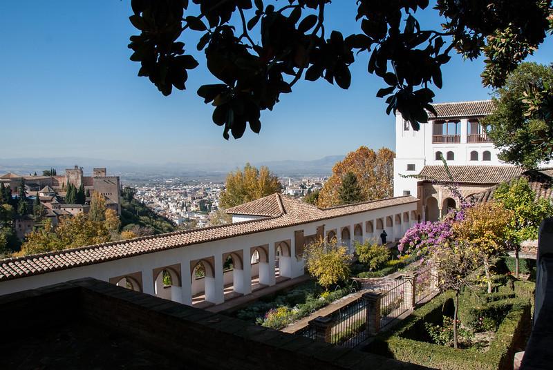 La Alhambra - Generalife