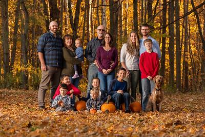 Fall Family Portraits 2020