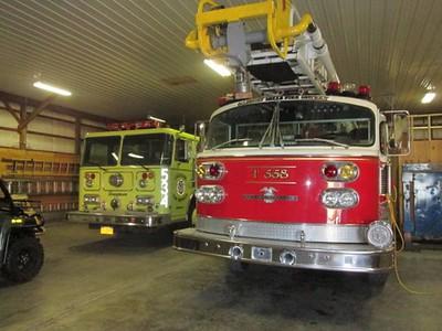 Fire Training Center
