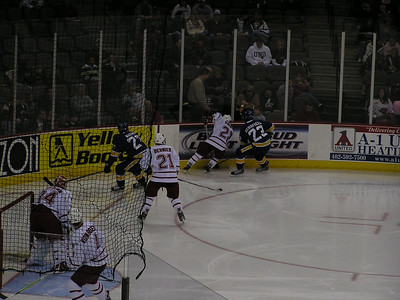 UNO Mavericks v Lake Superior State Lakers Dec 7
