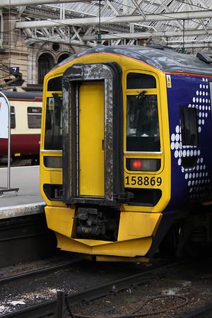 Class 158 Express Sprinter
