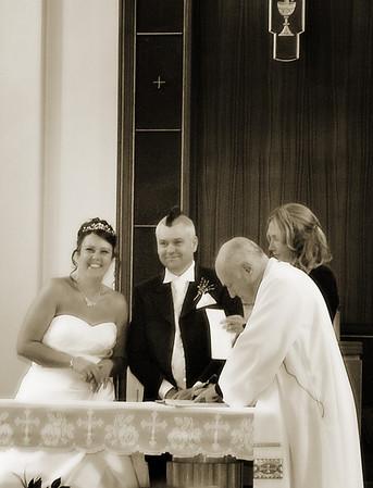 Anne & Aidy's Wedding