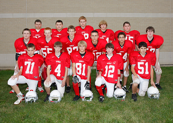 SNMS Football 2009