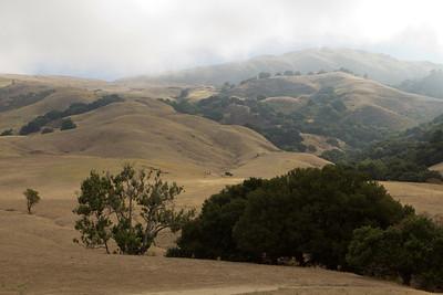 Hiking Mission Peak 08/22/11