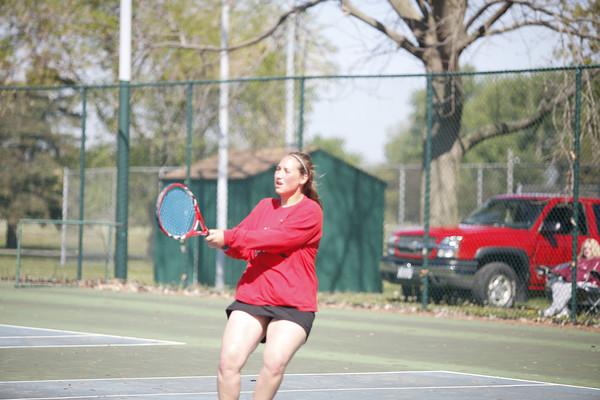 5-17-14 Girls Tennis