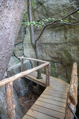 Mohonk Mountain House - Labyrinth Trail