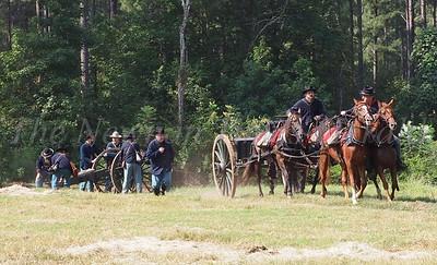 Battle of The Woods - Browns Mill Battlefield