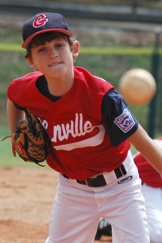 All-Stars Minors Greenville Little League