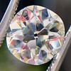 3.56ct Antique Cushion Cut Diamond 5