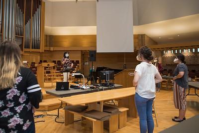 Music around Campus - 2020