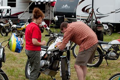 AHRMA NorthWest Motocross and Trials 2011