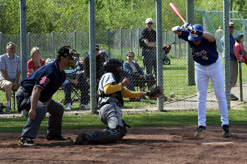 Sport Baseball NLA MŠnner Therwil Flyers Saison 2007