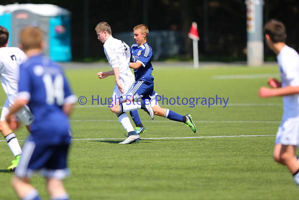 Boys Under 14 Seattle United v WPFC