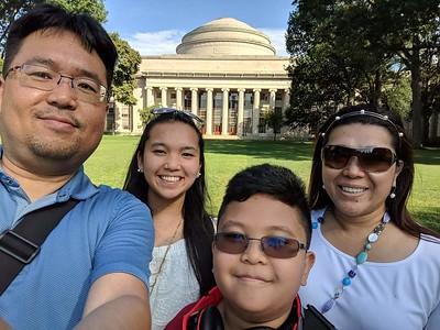 2018-08-30 to 2018-09-03 Boston Vacation