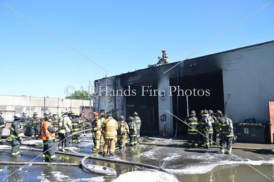 20130928 - East Farmingdale - Building Fire