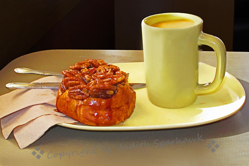 Morning Coffee - Judith Sparhawk