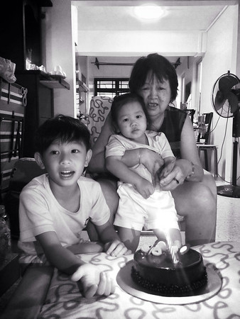 婆婆 Birthday 2014