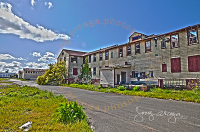 Mare Island Ruins in HDR