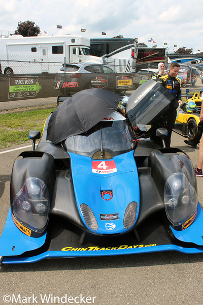 LMP3 Matthew Dicken ANSA Motorsports Ligier JS P3