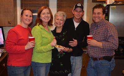 2012 Merry Kegmas Birth A Versary