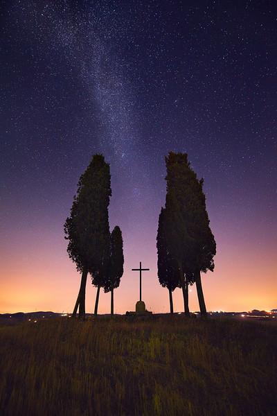 Ciello stellato