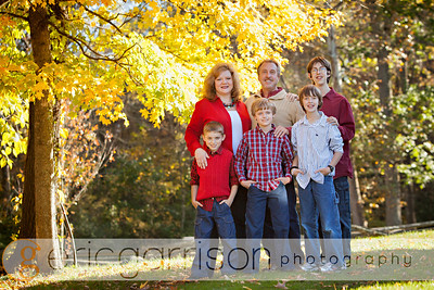 Bartlett Family 2012