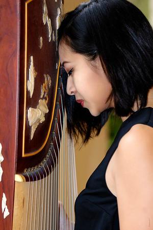 Garyan Wong, guzheng