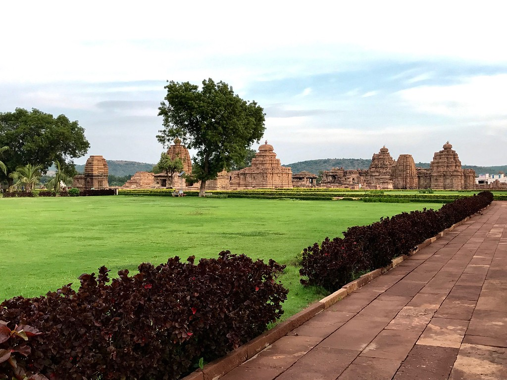 UNESCO World Heritage Sites in India: Pattadakal