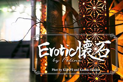 Erotic 懐石 by Feline