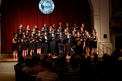 Music Spring Choral Concert