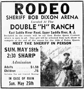 Double H Ranch - Rodeos