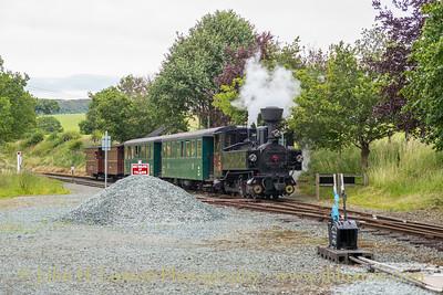 Welshpool & Llanfair Light Railway: 2011 - 2020