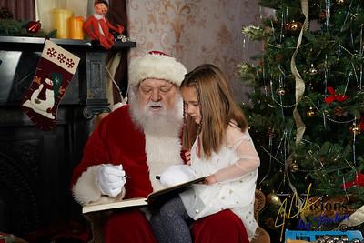 2019 MoD Santa Charity