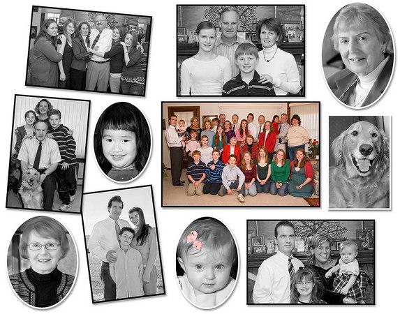 Jackie's Family