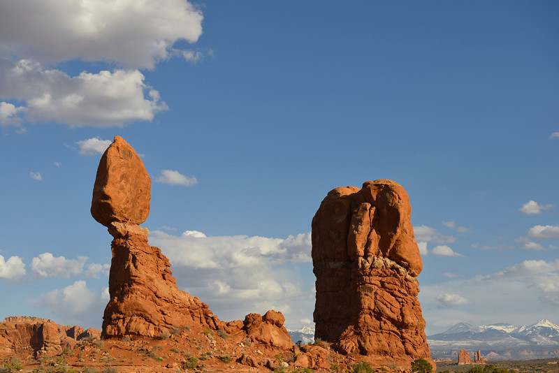 Balanced Rock, Arches National Monument