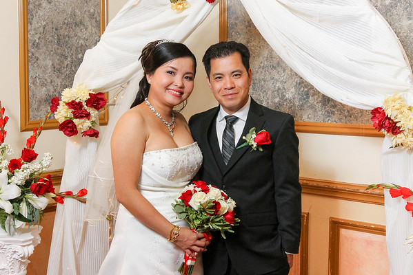 Sang & Linh's Wedding Reception