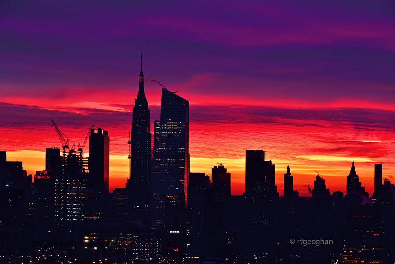 NYC Crayola Dawn